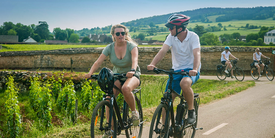Tours vélo Beaune